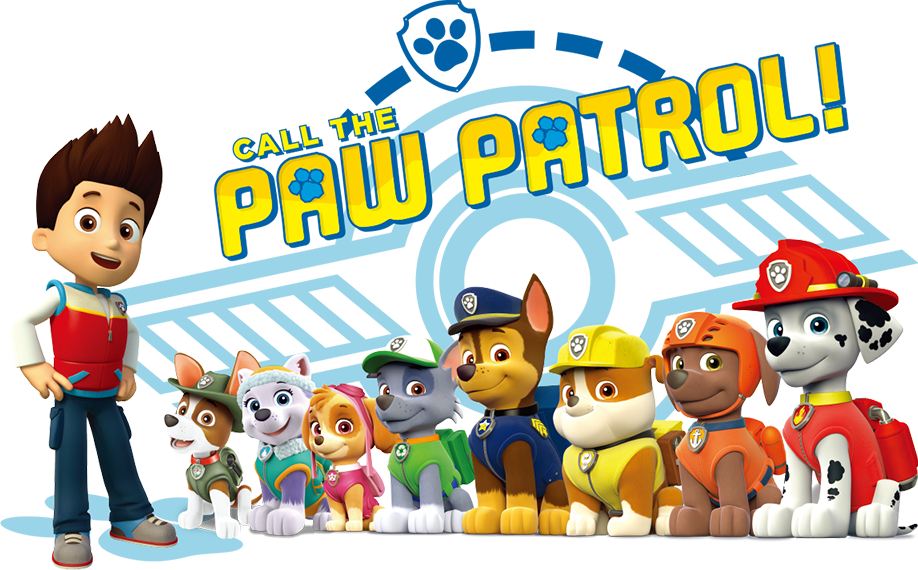 CALL THE PAW PATROL!